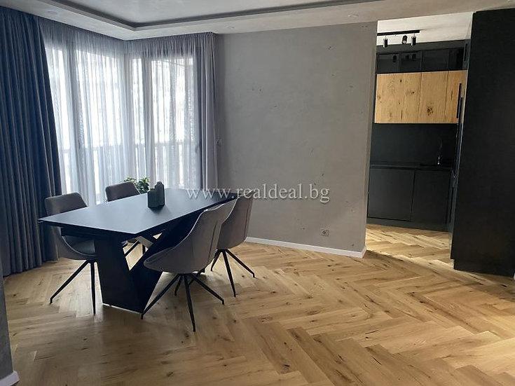 Тристаен апартамент (129м2) под наем в Бояна  - RD-1959