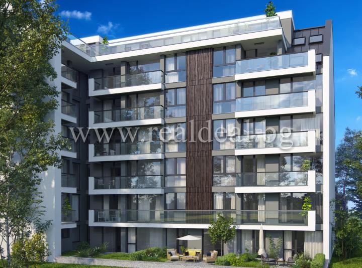 Тристаен апартамент (122м2) за продажба в Борово - RD-1531