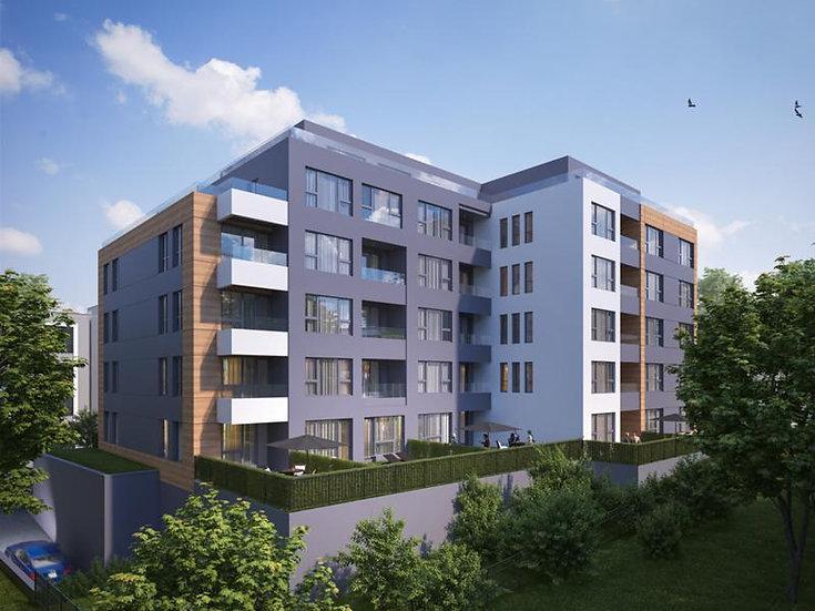 Двустаен апартамент в бутикова сграда в кв. Студентски град, 63m2 - RD-1274