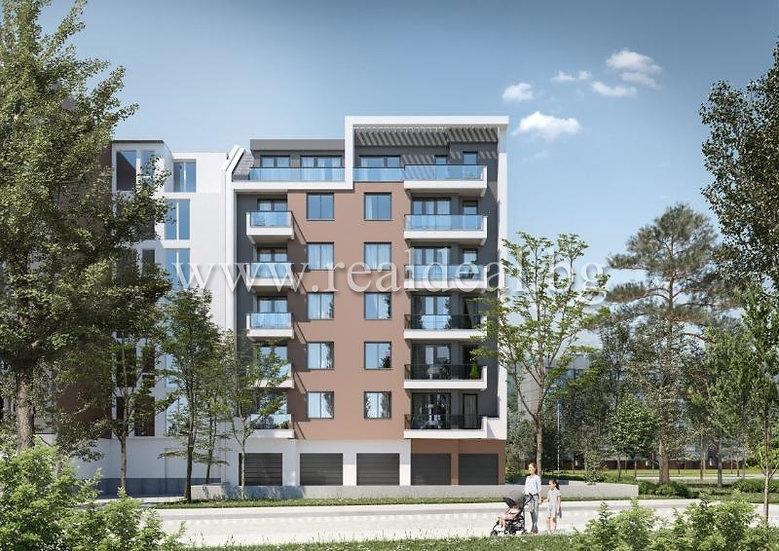 Двустаен апартавент (65м2) за продажба в Люлин 10 -RD-1734