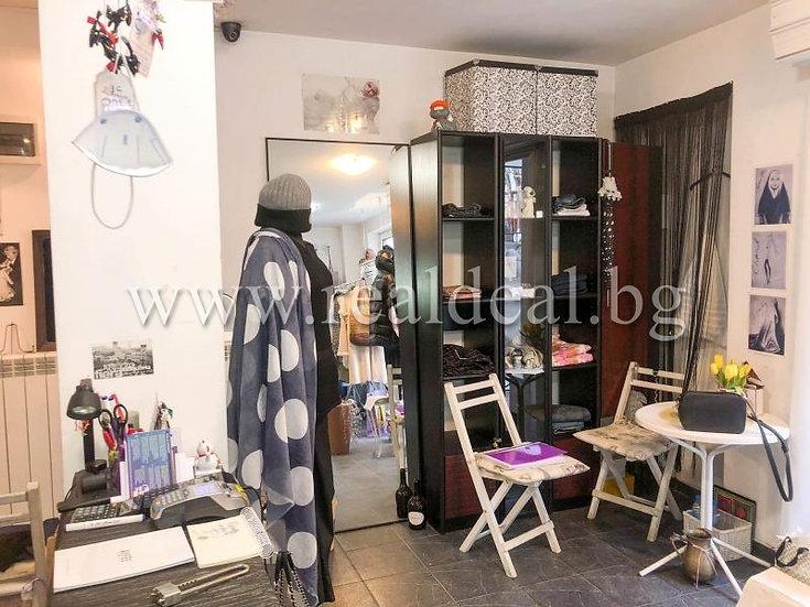 Магазин (35м2) за продажба в кв.Хладилника - RD-1656