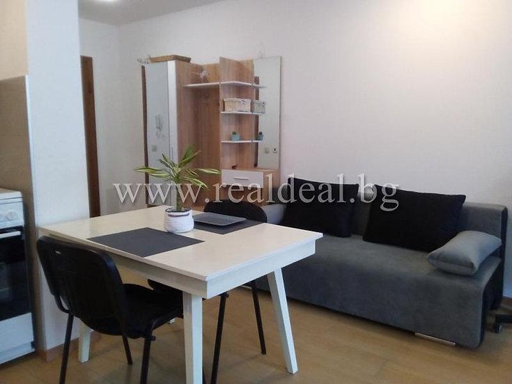 Едностаен апартамент (42м2) под наем в центъра на София - RD-1560