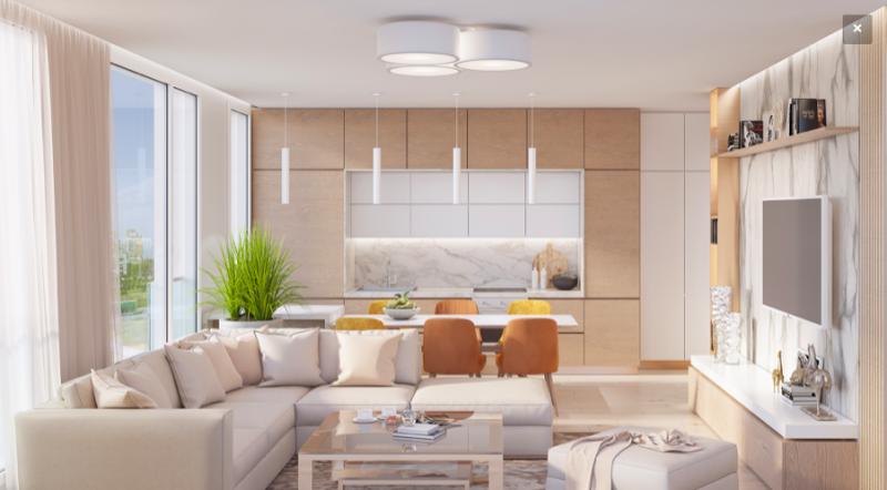 Тристаен апартамент в модерен и уютен комплекс, кв. Дружба 2, 89m2 - RD-1376