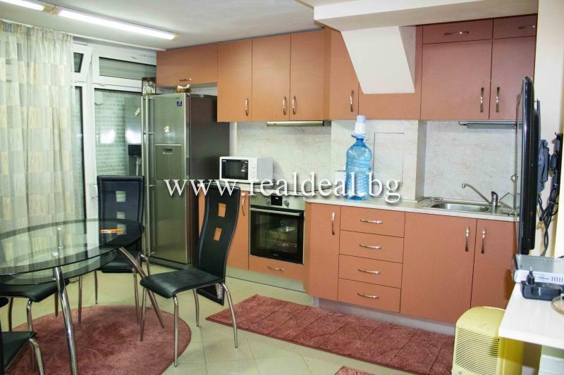 Тристаен апартамент (85м2) под наем в кв.Лозенец - RD-1994