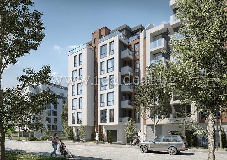 Тристаен апартамент (114м2) за продажба в Люлин 10 - RD-1736