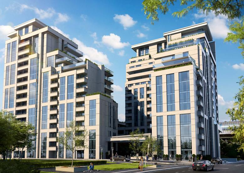 Тристаен апартамент в луксозен жилищен комплекс, кв. Изгрев, 112m2 - RD-1279