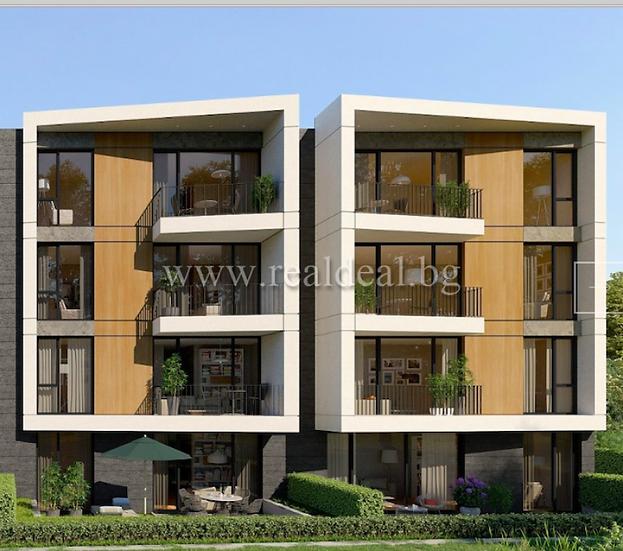 Двустаен апартамент (78м2) за продажба в Драгалевци - RD-1546