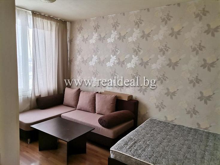 Едностаен апартамент (45м2) под наем в Дружба 1 - RD-1301