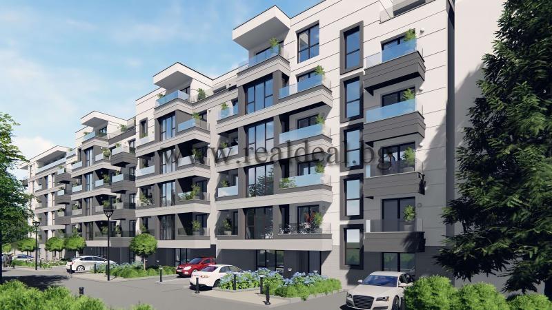 Тристаен апартамент (105м2) за продажба в Дървеница - RD-1756