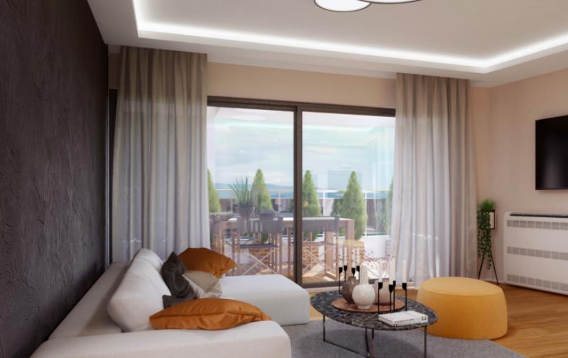 Четиристаен апартамент (151м2) за продажба в ж.к. Хладилника - RD-1448