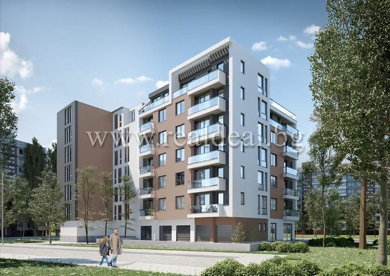 Тристаен апартамент (86м2) за продажба в Люлин 10 - RD-1735