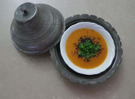 Balkabaklı Tarhana Çorbası Tarifi