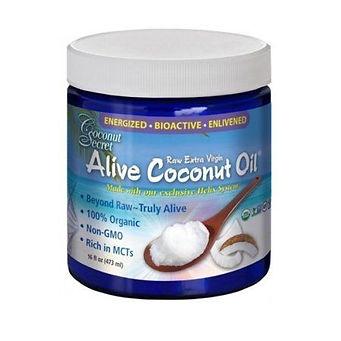 Huile-de-coco-crue-Alive-Coconut-Secret-