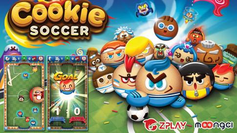 Cookie Soccer 쿠키사커
