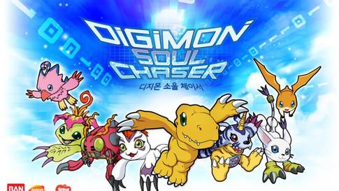 Digimon Soul Chaser 디지몬소울체이서