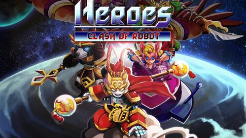 Galaxy Heroes 갤럭시 히어로즈 : 로봇의 격돌