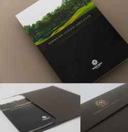 北海道クラシックゴルフクラブ イメージブック