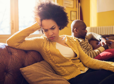 8 Red flags NEVER to ignore in a relationship..