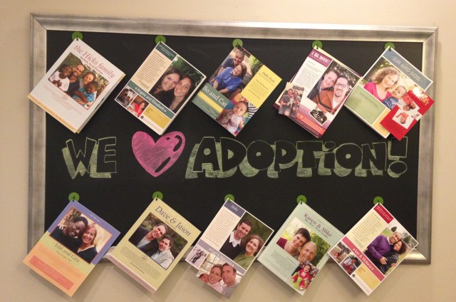 Our Adoption Journey Truly Begins