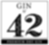 Logo b&w gin 42 premium dry gin png-01.p