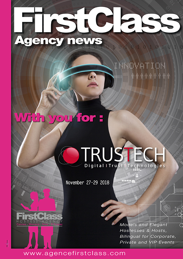FirstClass au Trustech 18
