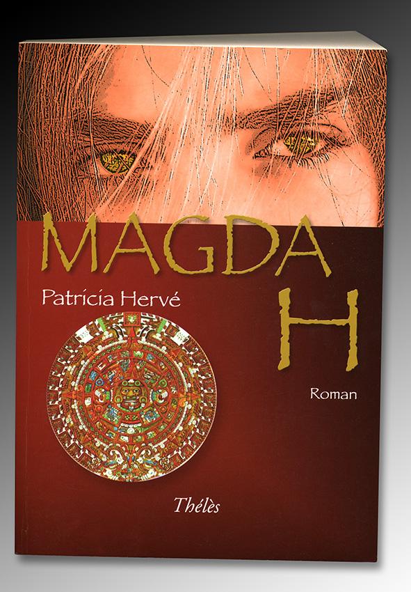 Couverture du roman Magda H