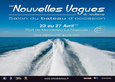 Salon nautique de Mandelieu les nouvelles vagues