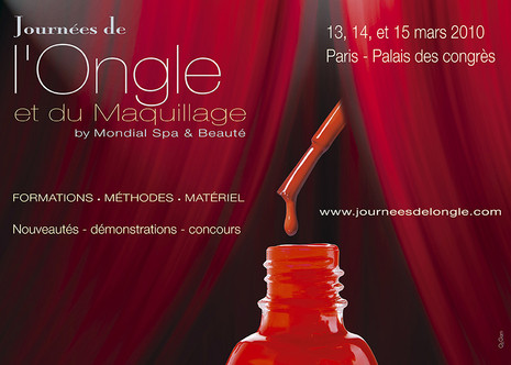 Salon de l'ongle et du maquillage Paris