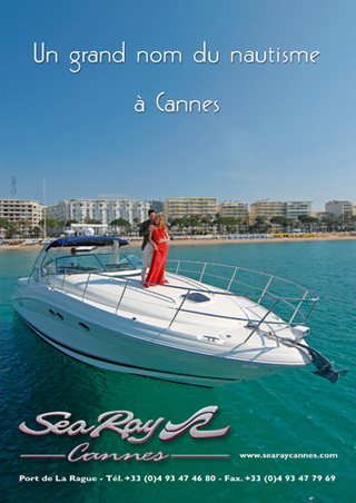 Sea Ray Cannes