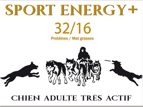 Sport Energy 32/16 - sac 4 kg