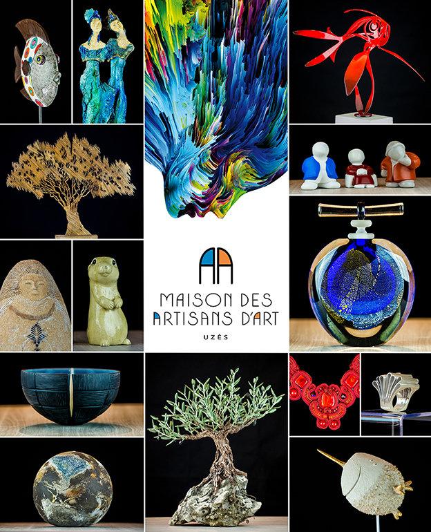 Maison des Artsians d'Art d'uzès