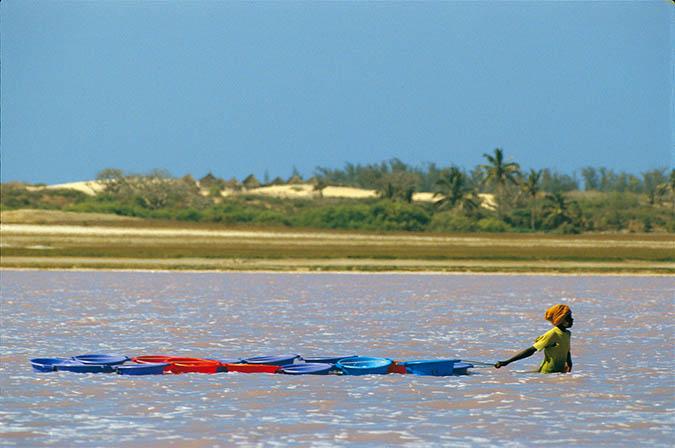 Le lac Rose - Dakar