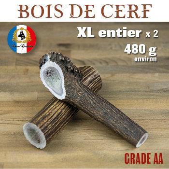Bdc XL entier x 2 - 480g