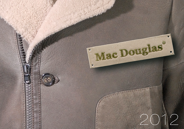 Mac Douglas cover