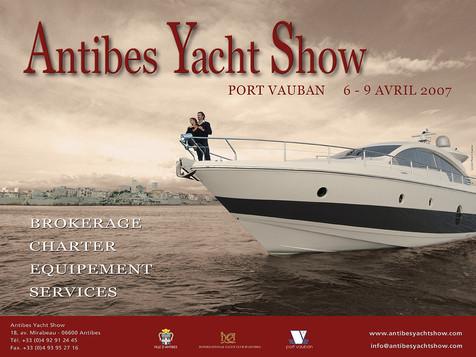 Antibes Yacht Show 2007
