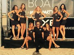 photo axe boat AXE BOAT 2015