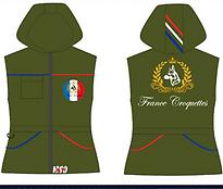 couleur veste MSD France croquettes