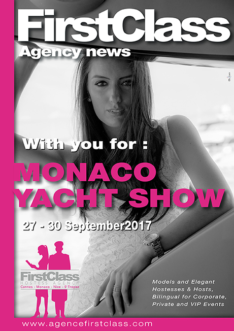 First Class Monaco yachtshow