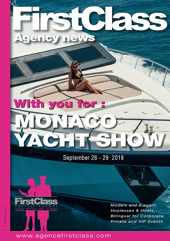 Agence FirstClass monaco yachtshow