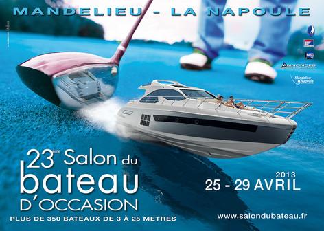 Salon nautique Mandelieu 2013