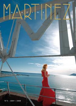magazine Hôtel Martinez