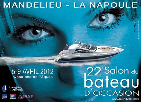 Salon nautique de Mandelieu 2012