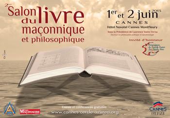 Salon du livre maçonnique Cannes