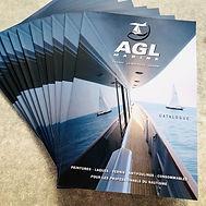 Catalogue AGL par O2Gam