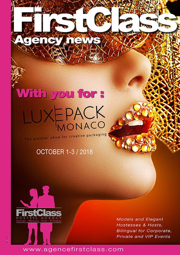 Agence FirstClass au LuxPack 18