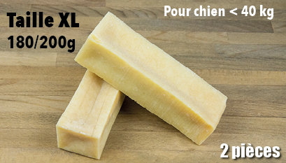 Fromage de Yack XL ( 180/200g) x 2