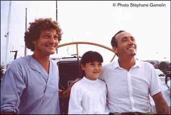 Jacques Rougerie et henry Delauze