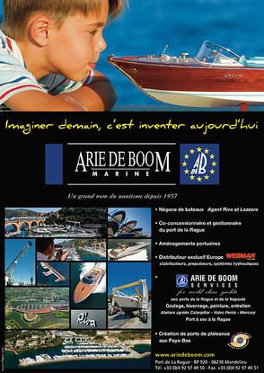 Arie de Boom Marine