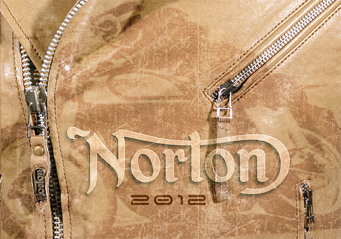 Norton Cuirs Collection 2012