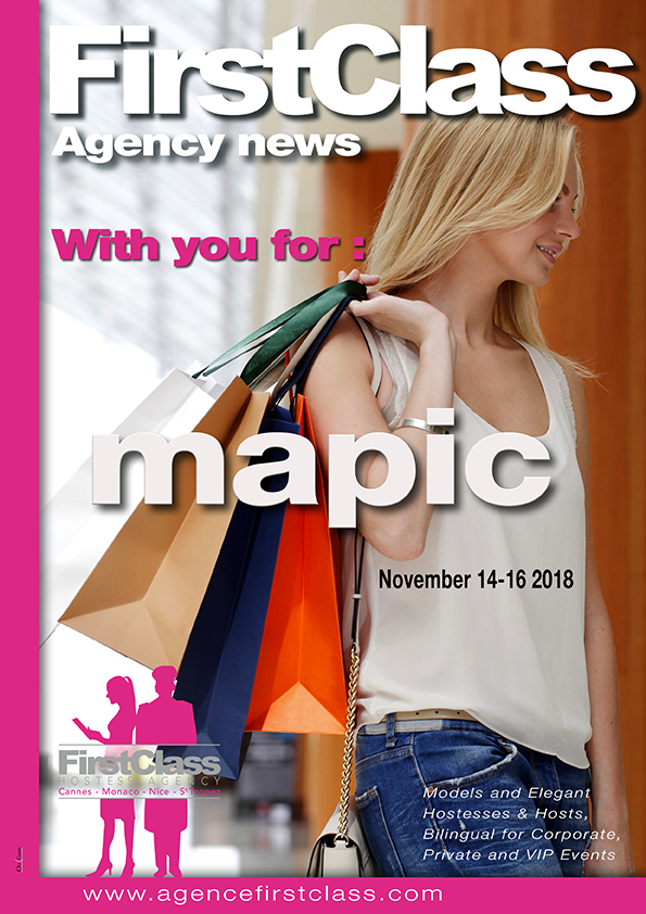 Agence FirstClass au Mapic